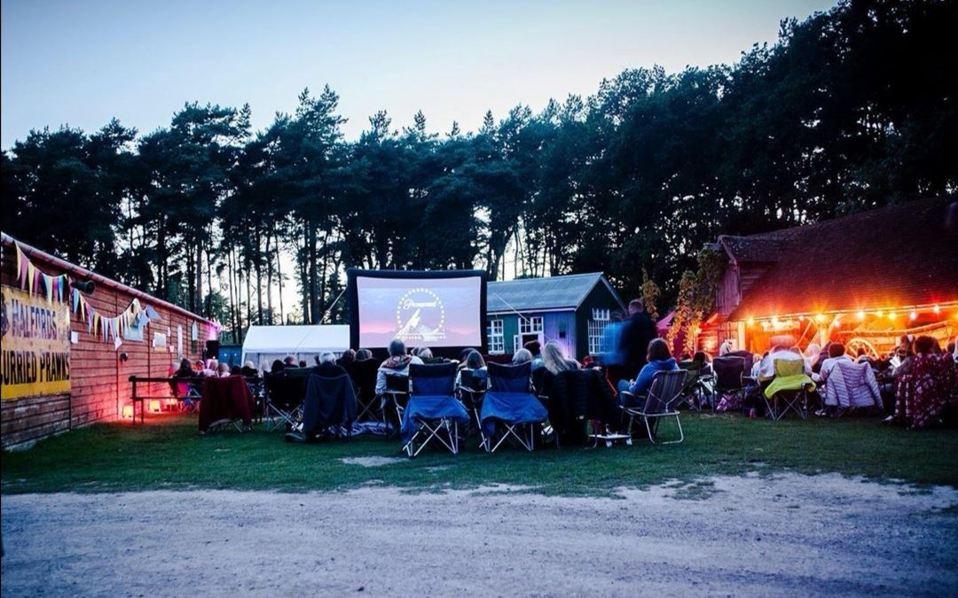 SOLD OUT – Rural Life Vintage Revival Open Air Cinema- Dirty Dancing