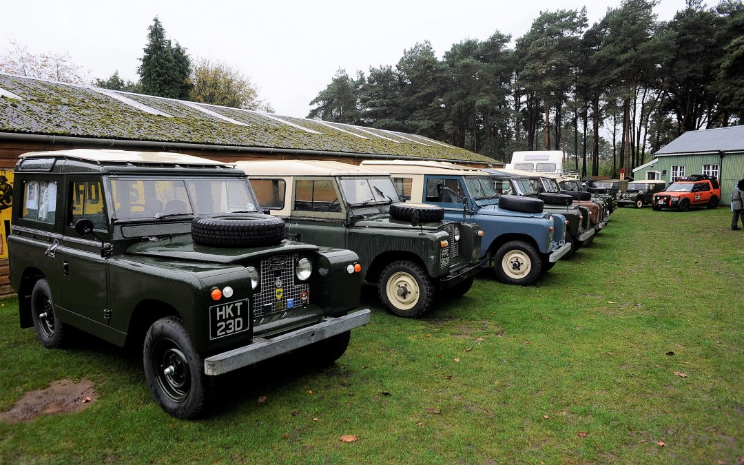 CANCELLED – Land Rover Day