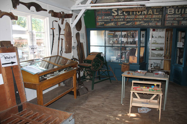 Rural Life Living Museum - Exhibits