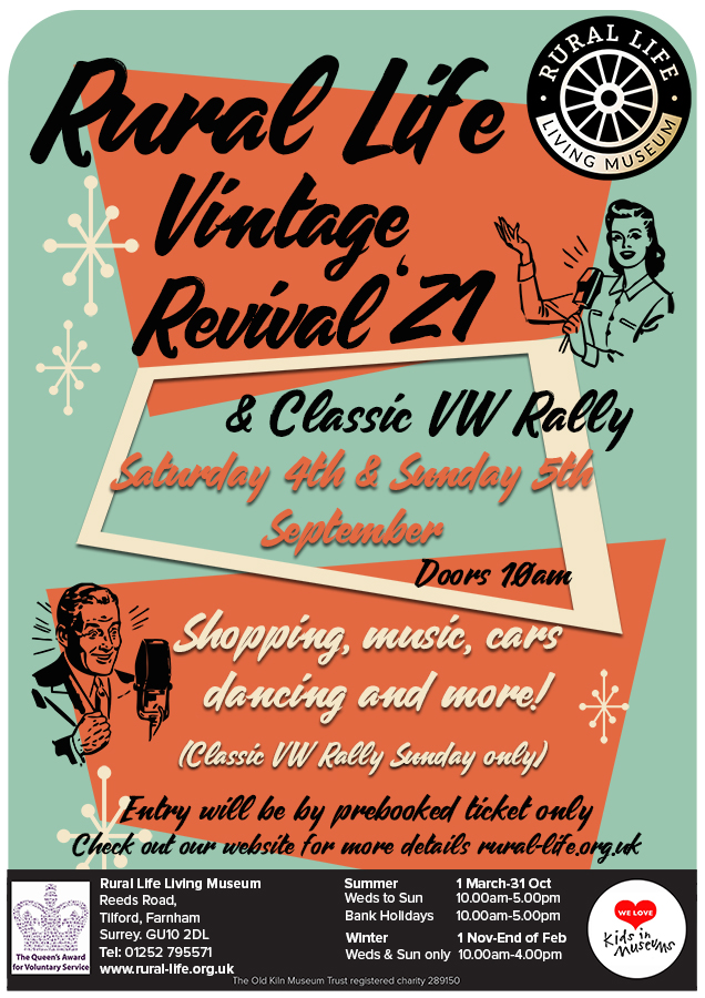 Rural Life Vintage Revival 2021